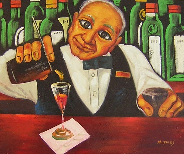 ...алкогольных напитков - Рецепты коктейлей - Рабочий...