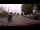 Жуткое ДТП с мотоциклом в Костроме