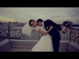 Наталья и Тони (русско-французская свадьба)