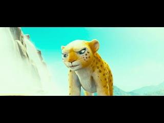 Братва из джунглей (2012) дублированный трейлер