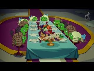 Angry Birds Toons 27-34 серии HD