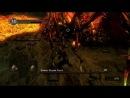 Dark Souls PtDE Квилег Ведьма Хаоса Боксер Бой 6 Танец с Квилег