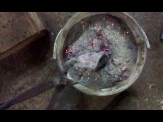 Часть 3. Изготовление топора.