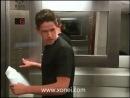 Розыгрыш с гробом в лифте (Camera Escondida )