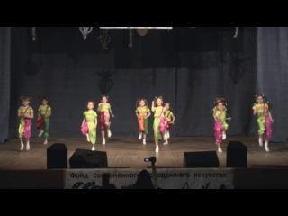 Городской стиль В каждом маленьком ребенке Фестиваль Максимум танца дек 2012г