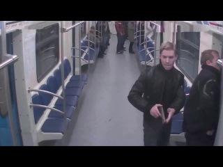 Расстрел в метро (Святые из метро)