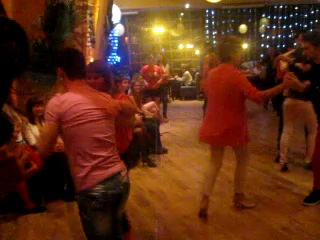 PINK GRAND SALSA PARTY in TRADER VIC's 26.01.2013