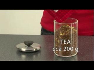 Контейнер для чая и кофе Teo 0.75 л