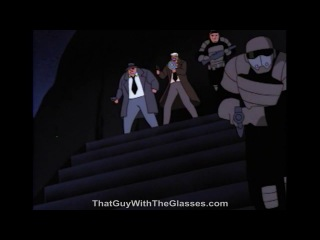 Nostalgia Critic | Top 11 Batman The Animated Series Episodes