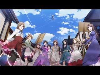 Choujigen Game Neptune The Animation / Kami Jigen Game / Альтернативная игра богов - 10 серия [Озвучка: Cuba77]