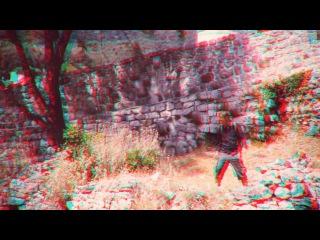 Андрей Осипов в 3-D тизере фильма Сергея Фокина