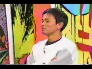Gaki no Tsukai #291 (1995.09.17) — Stalking Matsumoto