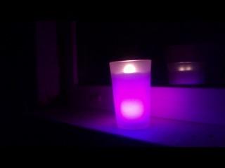Ароматизированные свечи Air Wick Multicolor