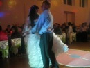 танец невесты с отцом...
