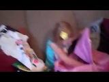 Реакция девочки, подарок в Дисней Ленд на ДР :)