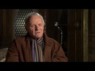 Тор 2: Царство тьмы | Интервью с Энтони Хопкинсом