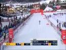 Лыжные гонки. Тур де Ски. Сезон 20122013. Кортина-Тоблах. Гонка на 5 км, классический стиль, раздельный старт. Мужчины