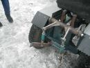 Самодельный мини трактор .