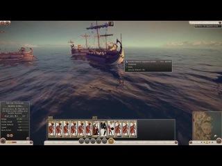 Поиграл в Rome 2 Total War в Риме - легенда возвращается