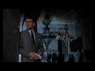 фильм.      Джеймс Бонд Агент 007:  Из России с любовью (1963) №2