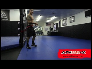 MMA Workout - Reuben Duran Workout Secret to Tapout UFC Victory!