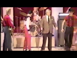 Levy and the Rockats on Merv Giffin show