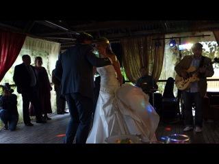 Первый танец Даши и Стаса