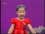 маленькая девочка круто поет
