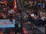 WCW NITRO 07.08.2000 - Титаны Рестлинга на канале ТНТ / Николай Фоменко