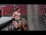 Randy Orton vs Sheamus - Hell In A Cell 2010