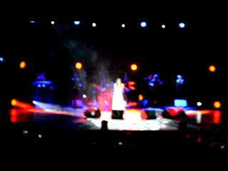 Ани Лорак.Премьера песни в Одессе(Музкомедия)