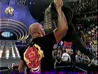 WWF SmackDown! 24.05.2001 - Мировой Рестлинг на канале СТС / Всеволод Кузнецов и Александр Новиков