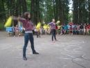 Маша Чекулаева и Вика Семенова - Танец с пампушками (3 смена 2013)