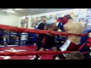 Олексий Егор -Открытый ринг по кикбоксингу