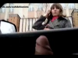 Эксгибиционист в авто ( а как проехать?) )
