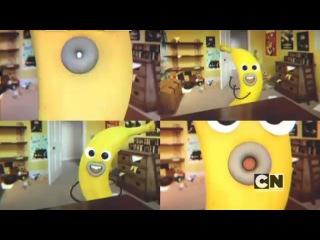 cartoon network naked banana song
