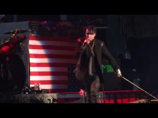 Personal Jesus - Rock Vegas Festival, Лас Вегас, штат Невада, США [29.09.2012]