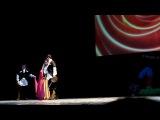 """Юбилей ансамбля """"Chinar"""" - Танец с кинжалами"""