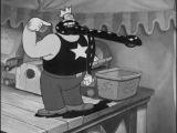 Моряк Попай - Popeye the Sailor - 27 - King of the Mardi Gras