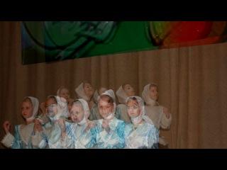 «Выступление Алины на Новый 2014 год 28.12.2013г» под музыку Металика - женский вокал. Picrolla