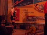 Нестеренко Юрий, г. Глухов 2011 г   Присед 275 кг