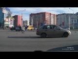 Крупная Авария в Сипайлово. г.Уфа 13.10.12