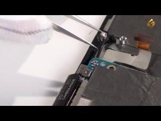 HTC EVO 3D - как разобрать смартфон и из чего он состоит