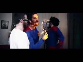Супергеройское похмелье - the superheroes hangover