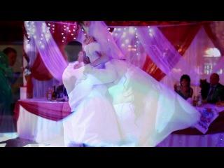 Зимняя свадебная сказка! Светлана и Вячеслав. Свадебный клип