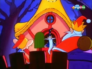Таинственный мир Санта Клауса 1 сезон 11 серия