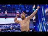 (WWEWM) WWE Friday Night Smackdown 05.10.2012 Team Hell No (Daniel Bryan &amp Kane) vs. Alberto Del Rio &amp David Otunga