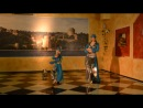 Julia Skrynnyk ws Anna Kazankova. Choreo by Mahmoud Reda