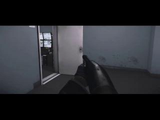 Официальный трейлер к игре Pay Day 2->(День грабежа 2)