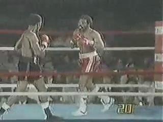 1981-06-27 Aaron Pryor vs Lennox Blackmoore (WBA World light welterweight title)